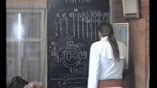 Храмослужение 2 курс - урок 7 (Обряды и Ритуалы)