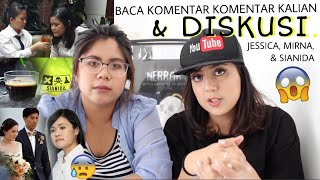 DIBAHAS: video MIRNA & JESSICA! | pt 2 #NERROR (kinda)