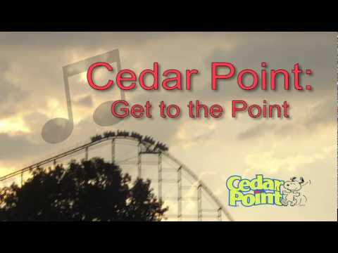 Cedar Point: 'Get to the Point' Song (1996)