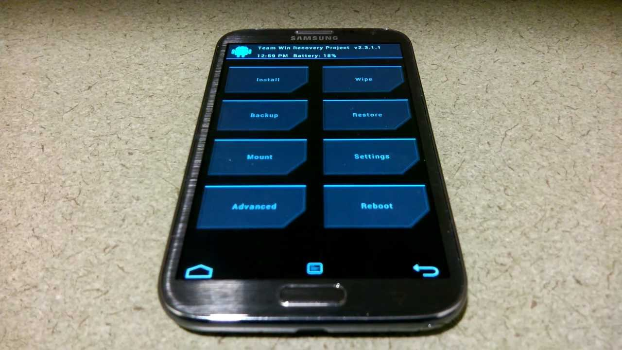 Galaxy Note2 TOOLKIT V4 1 0 TMOBILE] Driver…   T-Mobile