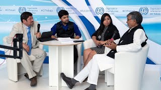 ILO Live: Ask the experts -  20 years after the Global March to End Child Labour thumbnail