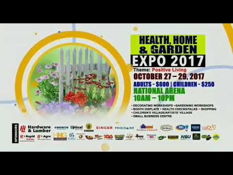 Awesome The Health, Home And Garden Expo 2017