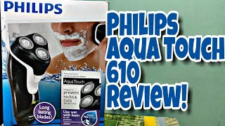 Philips AT-610 Review!! Best Clean Shaver in Budget![4K]