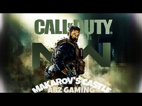 CALL OF DUTY MODERN WARFARE 3 | MAKAROV'S CASTLE | PC GAMEPLAY BY ABZ GAMING | |