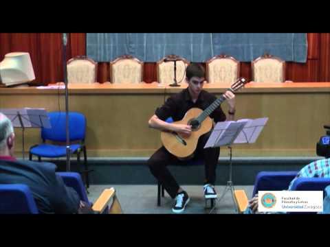 Concierto alumnos Conservatorio Profesional de Música de Zaragoza