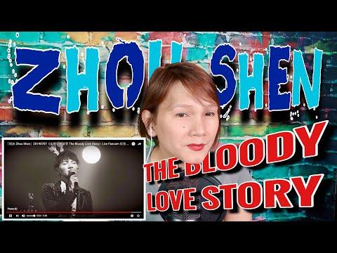 ZHOU SHEN - THE BLOODY LOVE STORY - REACTION