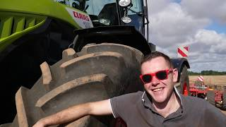 A year with Flawborough Farms part 2 2016 by Farming Photography