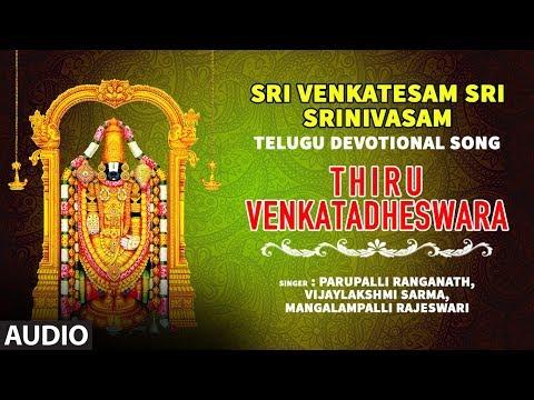 Venkateswara Swamy Song►Thiru Venkatadheswara | Sri Venkatesam Sri Srinivasam |Tamil Devotional Song