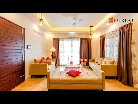 Interior Design in Bangalore: FURDO DESIGN | RBD Stillwaters | 4 BHK Villa Interiors