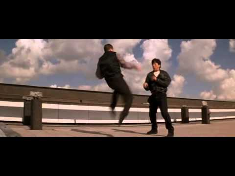 Download Jackie Chan Who Am I -- Funny Fighting Scene-- [[English Dubbed]]