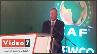 أبو ريدة يعلن موقف الاتحاد الإفريقى من الفرق الصاعدة لنهائيات كأس العالم