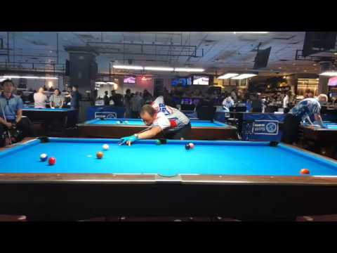 Shane Van Boening Vs James Aranas WPS Race 11