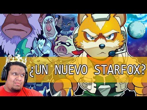 Star Fox: lo mejor de Nintendo e impresiones de StarLink Battle for Atlas (Switch) - #PseudoOpinión