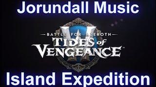 Jorundall Music | Island Expedition Music | Battle for Azeroth Music