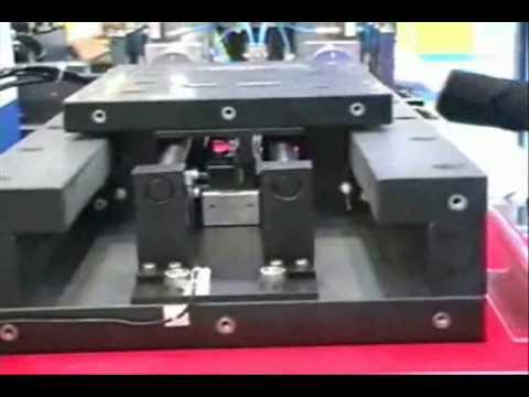Linear servo motors in parallel nippon pulse youtube for Nippon pulse linear motor