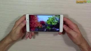 Стильный бюджетный СМАРТФОН на Android 6.0 Bluboo Maya. Распаковка и обзор