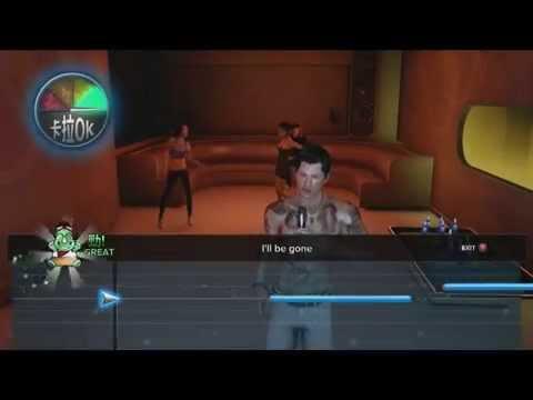 A-Ha Gangster Karaoke