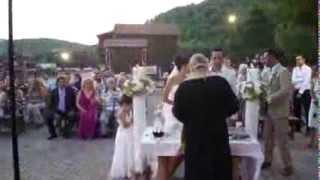 The Ranch wedding video clip