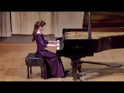 Mozart Sonata no. 8 in A minor, KV 310 by Marie Kelly (16)