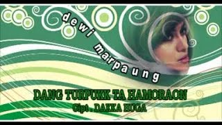 Novita Dewi Marpaung - Dang Turpukta Hamoraon - (Official Lyric Video)
