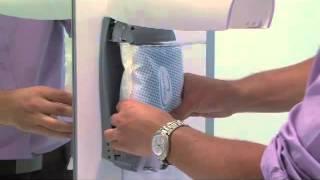 Механический дозатор пенного мыла XIBU
