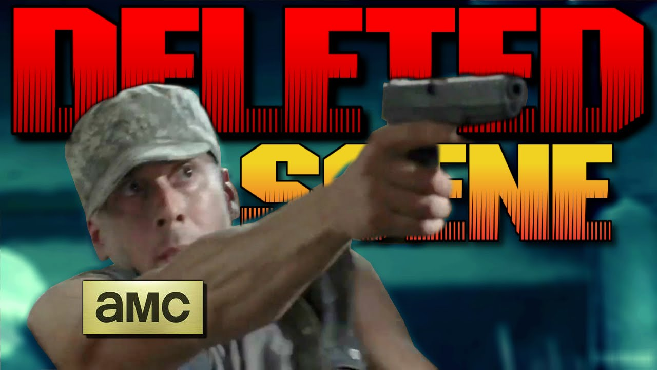 The Walking Dead Season 4 Deleted Scene Review and New TWD