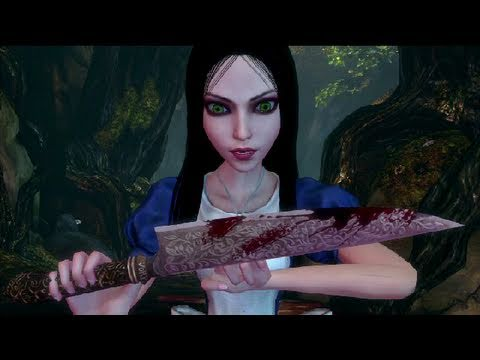 Alice: Madness Returns - E3 2011: Launch Trailer   OFFICIAL   HD
