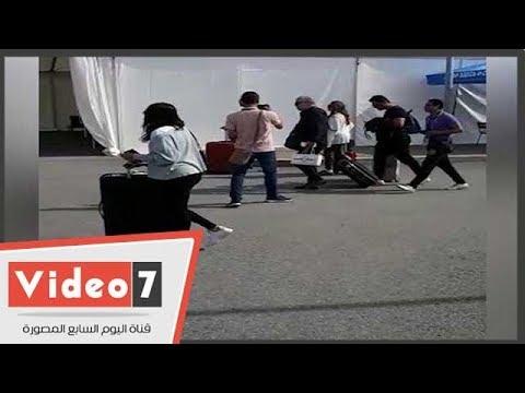 فنانو مصر يساندون المنتخب الوطنى أمام روسيا  - 17:21-2018 / 6 / 18