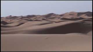 Going Walkabout around the Sahara Desert
