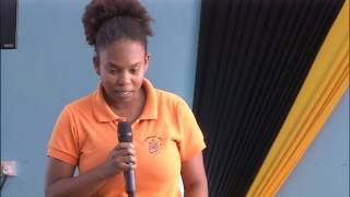 SGP Saint Lucia: Is clear water clean water?