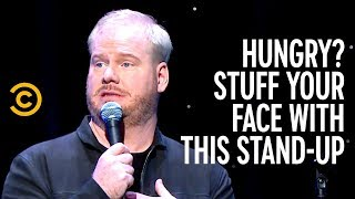 Hungry? Stuff Your Face with This Stand-Up
