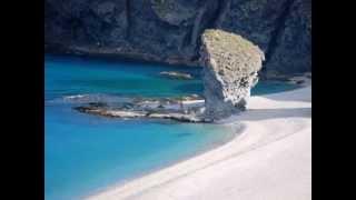 Playa de Los Muertos-Almeria.//by Leorrojo