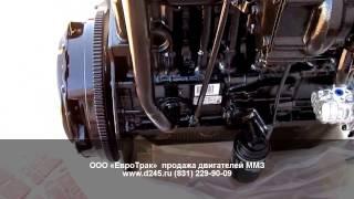 Дизельный двигатель Д245.7Е2-840В на автомобиль ГАЗ-3309 Төменгі Новгород