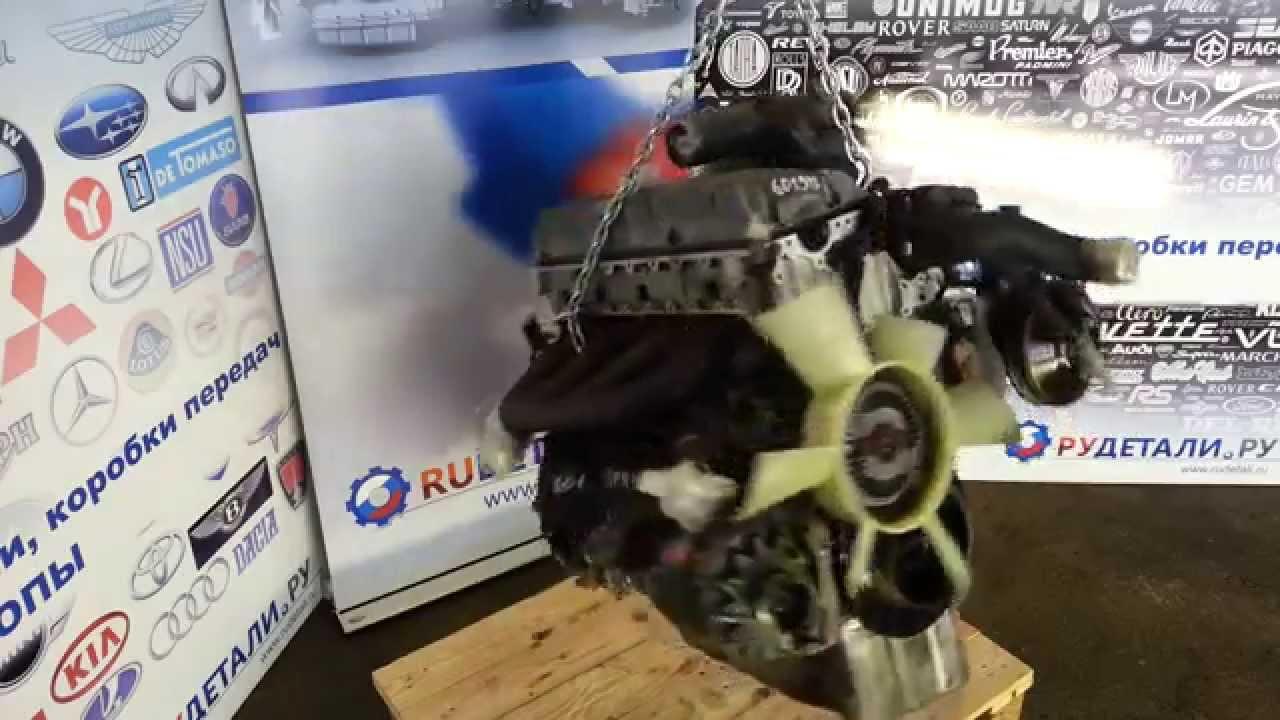 Бу контрактный двигатель 601940 2,3 Мерседес Спринтер 208D 308D .