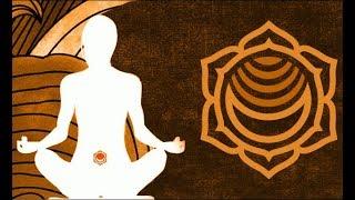 Свадхистана чакра Медитация Музыка Исцеление Частота 288 гц