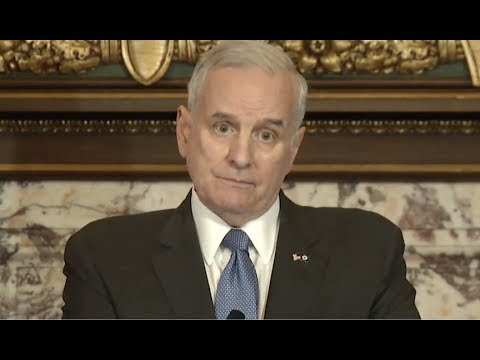 MN Gov Dayton Unhappy With All Budget Bills- Unsure About Signing - Full Press Conference