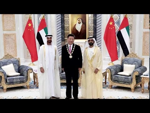Chinese President Xi Jinping and UAE rulers elevate ties to comprehensive strategic partnership