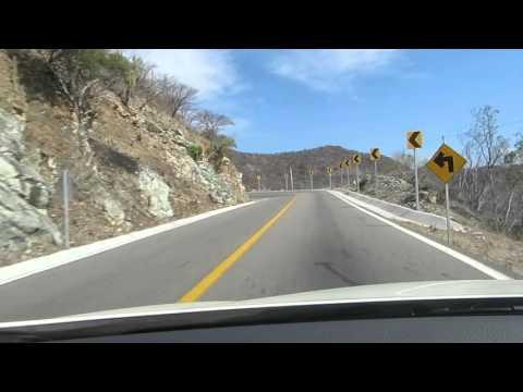 Carretera Panamericana Oaxaca-Istmo