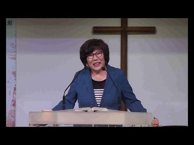 LA만나교회 - 흔들리지 않는 믿음! (050519)