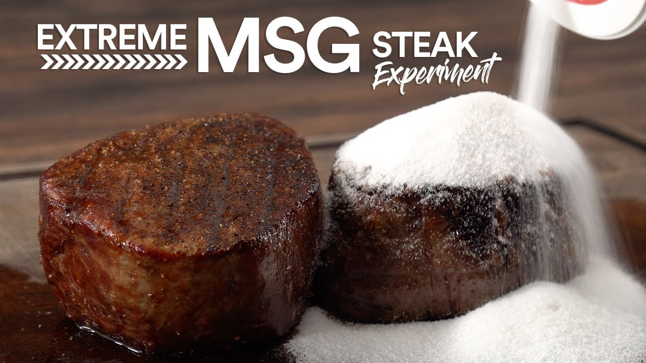 The Extreme UMAMI Steak Experiment | Guga Foods - download from YouTube for free