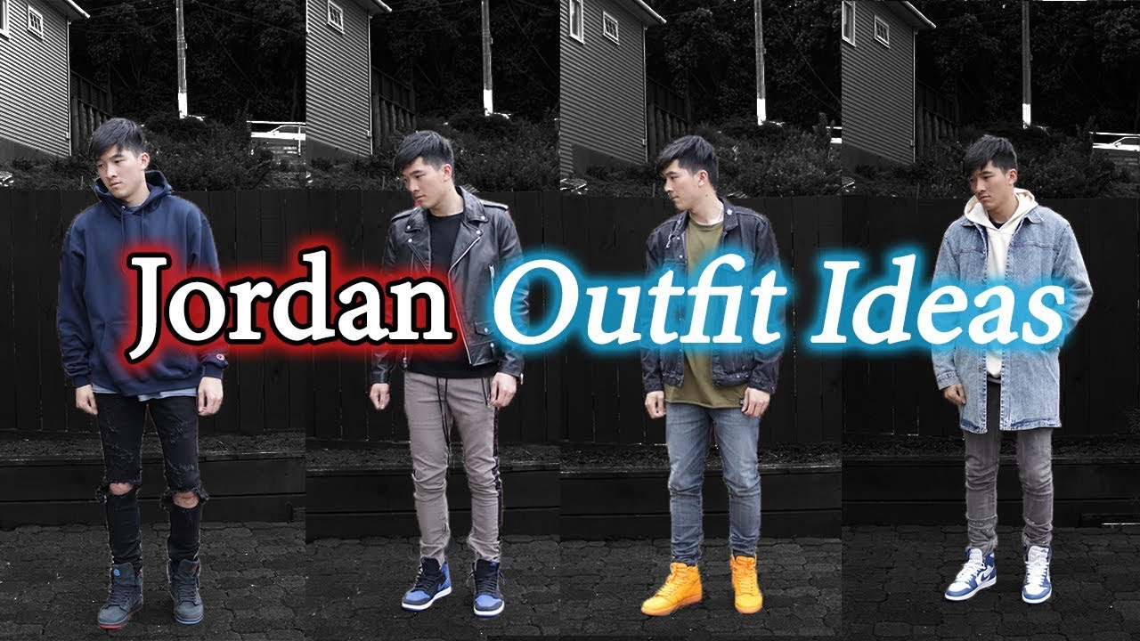 cheap for discount 1cd76 1d09a Outfit Ideas with Air Jordan 1   Men s Streetwear Lookbook   Champion, MNML  LA   More