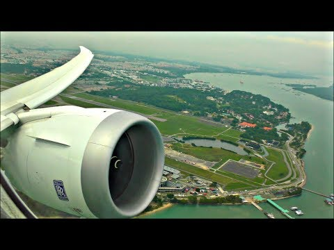 Norwegian Boeing 787-9 Dreamliner | Singapore to London Gatwick * Full Flight*
