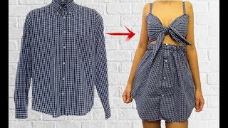 TRANSFORMA TU ROPA VIEJA A NUEVA - DIY CLOTHES - TRANSFORM YOUR OLD CLOTHES TO NEW