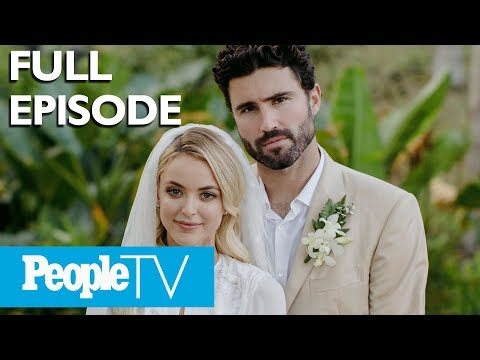 Inside Brody Jenner&39;s Dream Beach Front Wedding To Kaitlynn Carter   PeopleTV