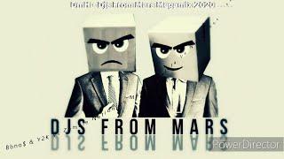 DJs From Mars vs D.P.M. // 2016 - 2011 YearMix MegaMashup