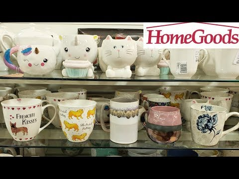 HOMEGOODS - SHOP WITH ME KITCHEN WALK THROUGH 2019