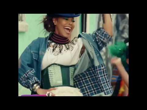 Janet Jackson FT Daddy Yankee