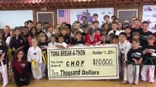 Elite TOMA Breakathon for CHOP