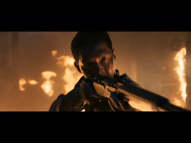 THE BATTLESHIP ISLAND_Official Int'l Launching Trailer