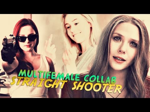 » straight shooter (badass multifemale collab)